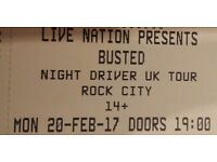 Busted night driver tour tickets