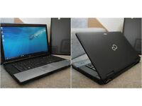 "Brilliant condition Fujitsu LifeBook 15.6"" 3rd Gen Core i5 laptop."