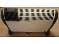 Floor & Wall Electric Convector Heater with Thermostat & Turbo Fan 2000w 240v ''Prem-I-Air ""