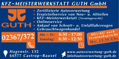 Guth Autoverwertung /M.-Werkst