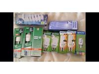 New energy saving bulbs