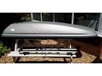 Roof Box - Thule/Karrite 580ltr & Thule Roof Rack Bars