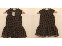 BRAND NEW GIRLS 6 YEARS NEXT DRESS WITH £19 TAGS