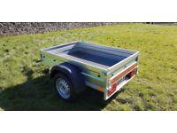 Trailer cars (5,25 x 3,6 x 1,2) - £480,00 inc vat