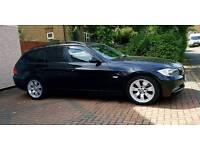 BMW 320d SE Touring Efficient dynamcis