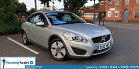 image for Volvo C30 S E-Drive Es 1.6 Diesel 3dr 2010 *1 Year Warranty* Low Mileage 45k*ZERO Road Tax*