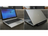 "Brilliant condition superfast 3rd Gen i5 12.5"" HP EliteBook. 320GB HDD. HD Graphics 4000. USB 3.0."