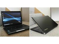 "Mint condition superfast Toshiba R30 Portege 13.3"" Ultrabook. 8GB DDR3 RAM. 500GB hard drive."