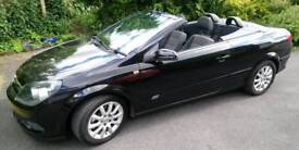 Vauxhall astray twintop 1.6