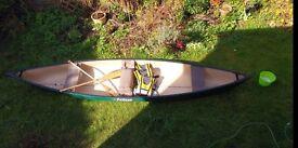 WANTED Canadian Canoe