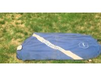 Blue Champion Horse Rug Fleece 5'6 - GREAT CONDITION