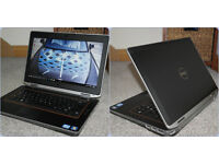 "Brilliant condition, mega fast Dell Latitude 14"" i7 Quad-Core HDMI laptop with NVIDIA 1GB graphics.."