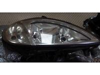 Mercedes Viano / Vito (2004-10) Headlamp Units (pair) UK-RHD