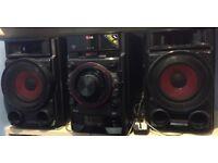 lg hifi stereo