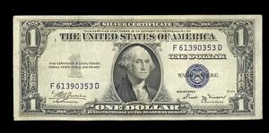 Best Selling in 1935 Silver Certificate