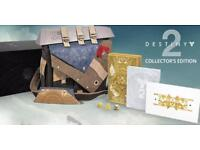 Destiny 2 collectors edition no game or dlc included