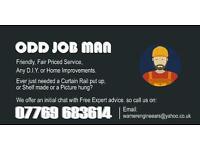 ODD JOB MAN - No Job Too Small!