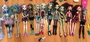 Monster High Doll Collection