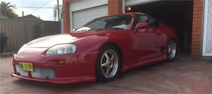 Toyota supra Wetherill Park Fairfield Area Preview