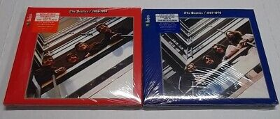The Beatles Red 1962-1966 & Blue 1967-1970. Get both at this low price! NEW