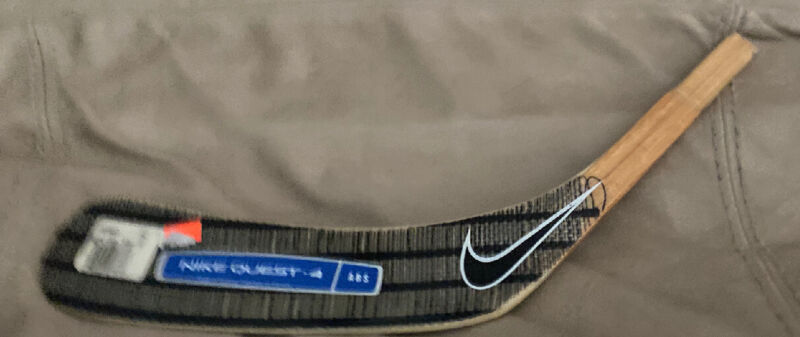 Nike Quest-4 JR Wood hockey blade for Left Handed Shooter