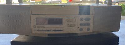 GE 7-4290B Spacemaker Kitchen Under Cabinet AM FM Radio CD Player & Light Used