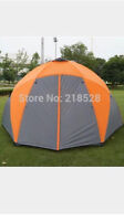 Tente dome 6 personnes octogonale 6pieds h camping extras free