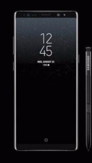 Samsung galaxy note 8 brand new in box