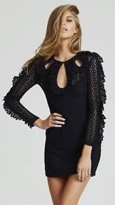 Alice McCALL black magic dress Earlwood Canterbury Area Preview