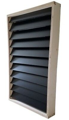 Solar Window Heater - Solar Air Heater - Made in the U.S.A.