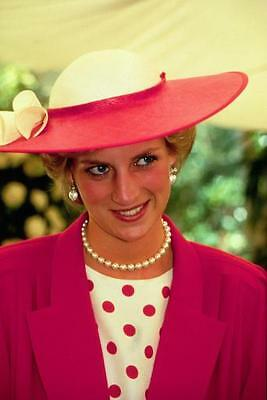 Diana captured the hearts of 1980s gals