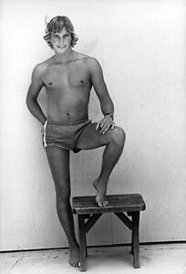 CHRIS CHRISTOPHER ATKINS  BARECHESTED BEEFCAKE    8X10 PHOTO ch6