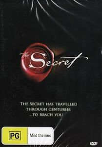 The Secret - Extended Edition (DVD) Rhonda Byrne - Oprah - New & Sealed