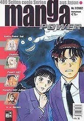 Manga Power Nr. 7 u.a Peach Girl, Chobits, Turn A Gundam, Psychic Academy