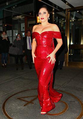 Go like Gaga and rock the floor