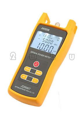 Handheld Optical Power Meter Jw3208c Laser Fiber Optic Tool Tester -50 To 26dbm