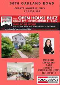 Win an IPAD at our Open House Blitz starting this Sunday 2-4pm