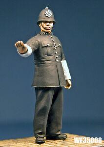1/35th WWII (1940's) British Civilian Policeman Wee Friends WF35008 unpainted
