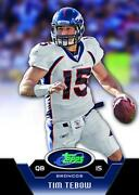 Tim Tebow eTopps
