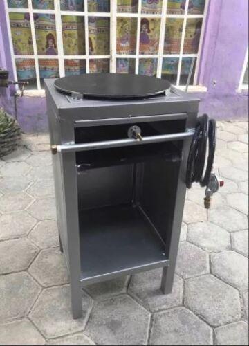 Comertial Grade Natural Gas Single Crepe and Pancake Vintage table Machine