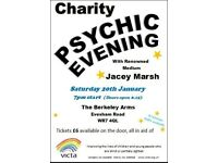 Pyschic Evening in aid of Victa improving lives of children who are blind or partially sighted