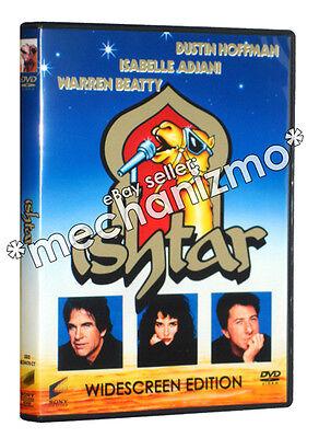 Ishtar Widescreen Dvd  1987  Warren Beatty Dustin Hoffman Elaine May