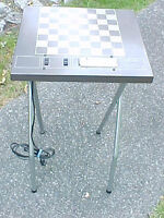 Harwood Electra Metal Folding Projector Table-Excellent!