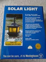 New Solar Powered light