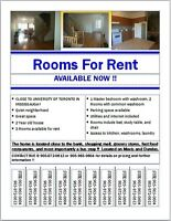 ROOM RENT FOR UTM STUDENTS
