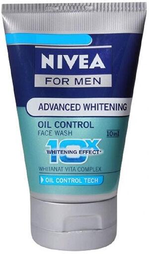 Nivea for Men Advanced Whitening Oil Control