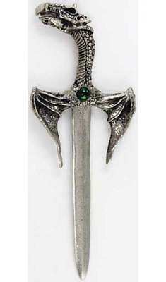 Winged Dragon Letter Opener 5-1/2