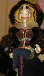BARB HOWARTH HANDMADE DOLL FOR SALE