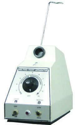 Melting Point Apparatus Room Temperature 300 Centigrade Boiling Point Apparatus