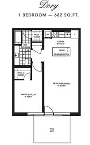 1 BR Condo (Dory) For Sale in FRIDAY HARBOUR RESORT